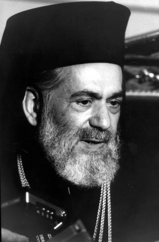 غبطة البطريرك أغناطيوس الرابع هزيم 17-06-1993