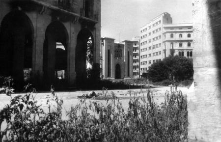 مبنى مجلس النواب في 13-9-1988